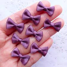 bow supplies fabric bows in 20mm mini satin ribbon bow supplies wedding