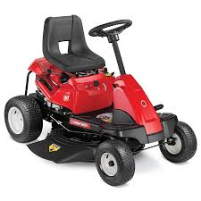 shop troy bilt tb30r 10 5 hp manual 30 in riding lawn mower at