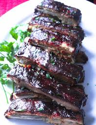 best oven baked bbq ribs i heart recipes