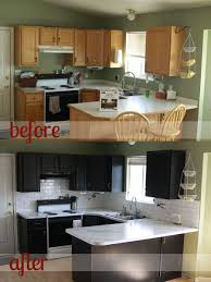 creative ways to paint kitchen cabinets rustoleum cabinet transformations review before after