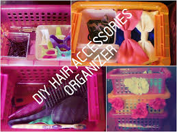 hair accessories organizer diy hair accessories organizer easy collab with theplainestjane
