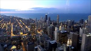 chicago getting night skydeck willis tower hd youtube