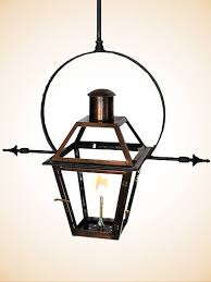 Gas Outdoor Lighting by Flambeaux French Quarter Hanging Yoke With Ladder Racks Gas