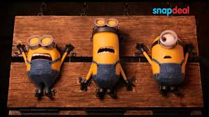 shades of yellow fifty shades of yellow minions on snapdeal youtube