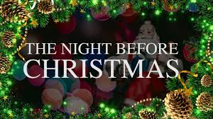 the night before christmas youtube