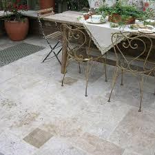 travertine patio pavers travertine antiqued paving