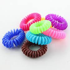 hair tie holder aliexpress buy 20pcs braid maintenance elastic circle hair