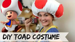 baby halloween costume ideas do it yourself diy toad costume no sew youtube