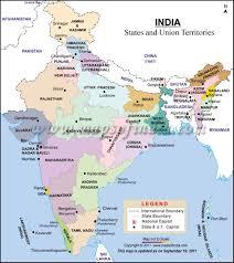 India Political Map by India Political Map Grand Photographie Par Daniel 23 Partage D