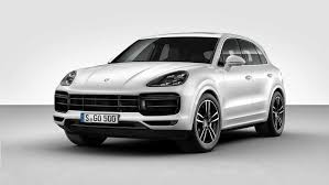porsche suv interior 2017 2018 porsche cayenne turbo puts other performance suvs on notice