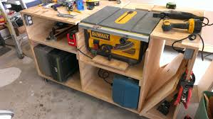 dewalt table saw extension table level for dw745 router forums