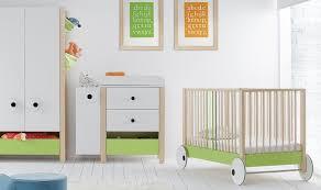 chambre bébé modulable lit bébé modulable 140x70 cm mobilier chambre bébé meubles bébé