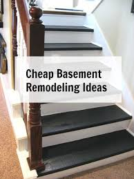Basement Remodeling Ideas On A Budget Cheap Basement Remodeling Ideas Jpg