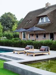gijs daybed outdoor sun loungers from piet boon architonic