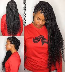 crochet braids in maryland goddess faux locs done by london s beautii in bowie maryland www