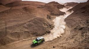 get ready for the 2014 dakar rally top gear