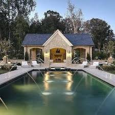 Pool Houses And Cabanas Outdoor Pool House Cabana Dressing Room Google Search Poolhouse