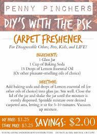 Upholstery Freshener Best 25 Carpet Freshener Ideas On Pinterest Diy Carpet Cleaner