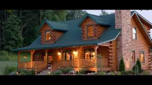 log homes log cabin homes southland log homes youtube