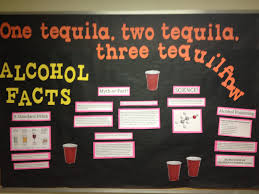 alcohol bulletin board residents loved it and was rather