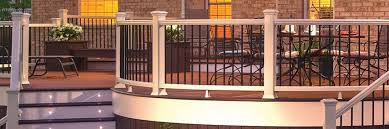 your source for deck lights post caps deck balusters and more