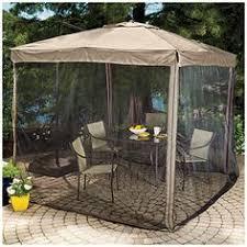 Big Patio Umbrellas by Large Free Standing Umbrella U003c3 Garden Treasures 10 Ft 10 In Tan