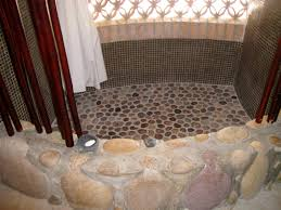 best pebble stone shower floor novalinea bagni interior to