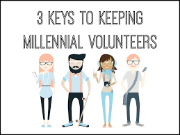 3 keys to keeping millennial volunteers relevant children u0027s