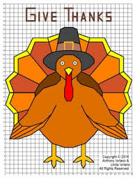 turkey mystery picture by anthony and iorlano tpt