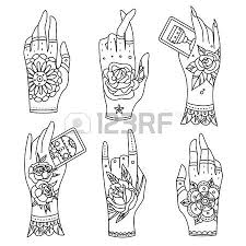 tattoo old school mani ornate hands with old school tattoo old school tattoo hands