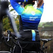 cycling spray jacket women u0027s hi vis cycling jacket reflective waterproof windproof