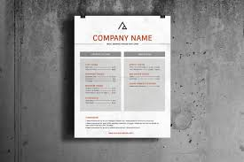 free graphic design rate card psd template