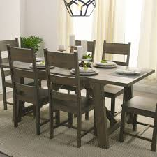 Rustic Farmhouse Dining Room Tables Dining Room An Astonishing Wooden Farmhouse Dining Room Table