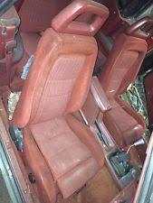 mustang seats ebay ford mustang seats ebay