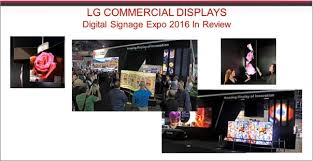 lg oled commercial displays lg us business