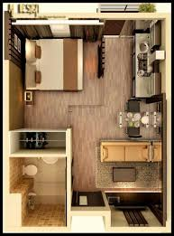 Small House Layout by 20 Plantas Incríveis De Apartamentos Para Solteiros Casa
