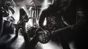 wallpaper black metal hd heavy metal wallpapers group 142