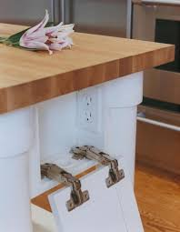 kitchen island outlets kitchen counter receptacles power strip island countertop outlet