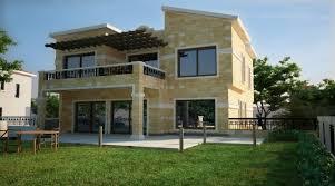 Villa Exterior Design Exterior Design Modern Villas 288 My Work By Muhammad Al Najar