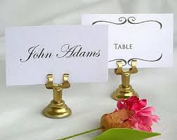 place card holder etsy