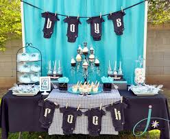 Boy Baby Shower Themes Decorations marvelous boy ba shower themes