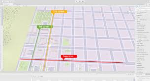 Address Map Create Street Names And House Address On Map Unity Answers