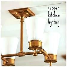 Copper Kitchen Light Fixtures Copper Kitchen Light Fixtures Aerojackson
