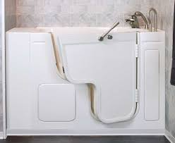 Walk In Bathtubs Reviews Walk In Shower And Bathtub Replacement Gallery Bathscapes Tyler