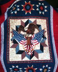 quilts of valor wrap soldiers in comfort