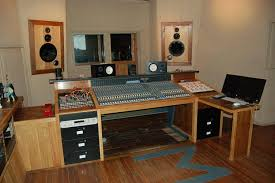 recording studio workstation desk home music studio design ideas