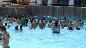 St Louis Six Flags Hours Me At Hurricane Bay Wave Pool Hurricane Harbor Six Flags Great