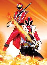prg power rangers samurai