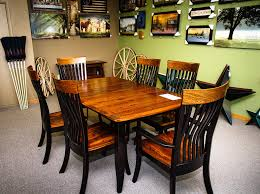 Amish Dining Room Set Amish Dining Room Furniture Home Decor News