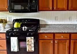 kitchen backsplash ideas for cabinets inexpensive backsplash ideas 12 budget friendly tile